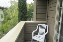 Balcony, Best Western Bard's Inn, Ashland, Oregon