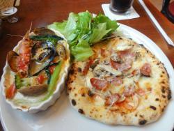 Cafe&Pizza Zao