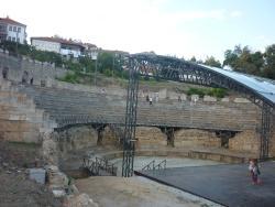Ohrid, Amfitheater