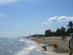 Santa Maria del Mar (Santa Maria Beach)
