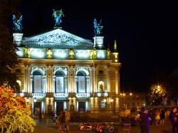 Lviv National Opera