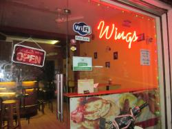Saigon Hot Wings