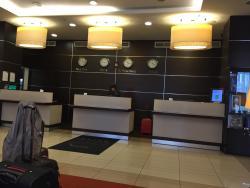 Комфортный отель