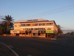 Croydon Club Hotel