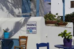 Maggina's Studio Apartments