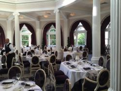 Main Dining Room - Omni Homestead Resort