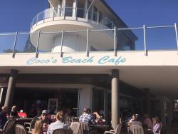 Cocos Beach Cafe