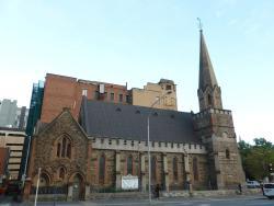 Scots Church Adelaide