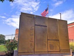 Overland Park 9/11 Memorial