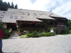 Popas Turistic Bucovina Sucevita Restaurant