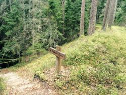 Vanajoe Valley Trail