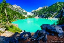 Blanca Lake Trail