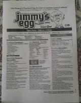 Jimmy's Egg