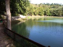 Lago Pesca Sportiva Rio d'Oro