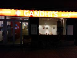 Gandhis Indiska Restaurang