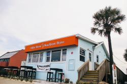 The Blue Heron Beachfront Bistro
