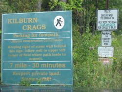 Kilburn Crags