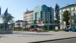 Diplomat Plaza Hotel