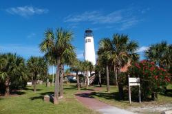 Saint George Island Lighthouse, Gift Shop and Museum