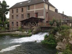 Le Moulin des Forges
