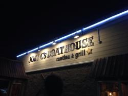Joey C's Boathouse Cantina & Grill
