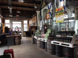 Garrison Beer Store