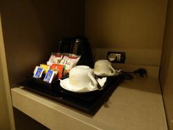in room coffee/ tea