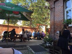 Zahrada Cafe Therapy