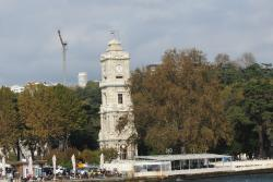 ‪Clock Tower Dolmabahce‬