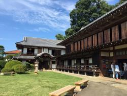 Komago Old Residences (Former Arai Residence)