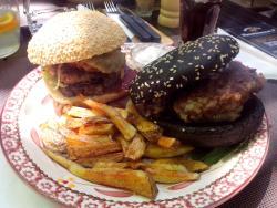 Burger Bar Myasoyedovskaya v7