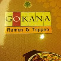 Gokana Ramen & Teppan