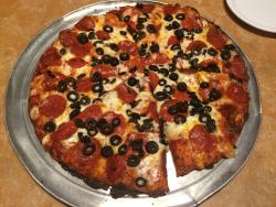 Topper's Pizza Place