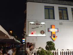 restaurant pizzeria San Marco