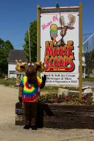 Moose Scoops Ice Cream