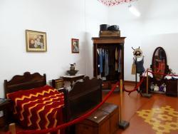 Professora Maria Jose Franca Foohs History Museum