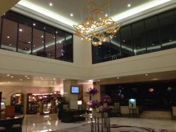 New designed lobby