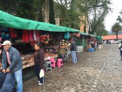 Pueblo Magico de Huasca