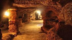 Catacombe Paleocristiane di Porta d'Ossuna