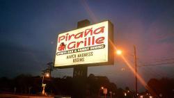 Pirana Grille