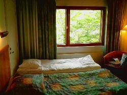 Triple room on the groundfloor