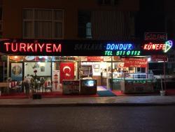 Turkiyem Baklava & Dondurma