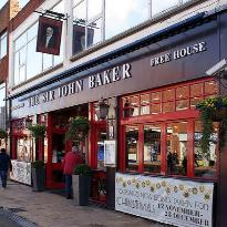 The Sir John Baker