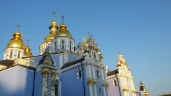 St  Michael's Golden Domed Monastery