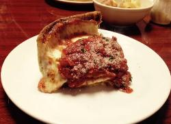 Manhattan Chicago Real Pizza
