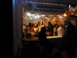 The gelato workshop