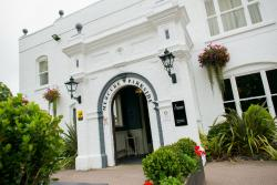 Mercure Milton Keynes Parkside Hotel (soon Woughton House - MGallery by Sofitel)