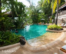 The Pool at the Centara Villas Phuket