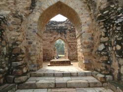 Tomb of Alauddin Khilji