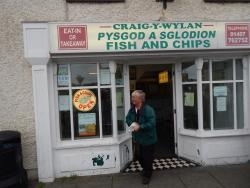 Craig Y Wylan Fish & Chips